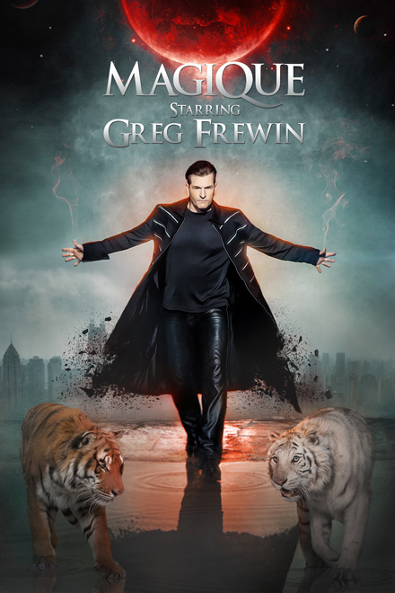 Greg Frewin - Beyond Belief Magic