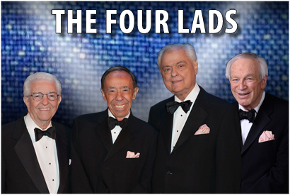 The Four Lads - Sixty Years of Moments to Remember